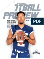 Utah Statesman Football preview