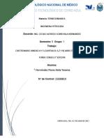 Cuestionario Termodinamica Unidad 4 y 5