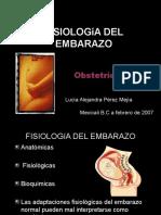 2.- Fisiologia Del Embarazo
