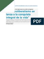 Entrevista Al Pensador Eric Sadin Antes de Su Visita a La Argentina