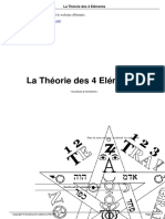 La Theorie Des 4 Elements