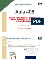 Aula.instrumentação.aula 08