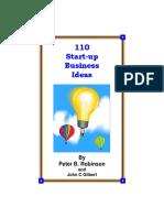 110 Business Ideas