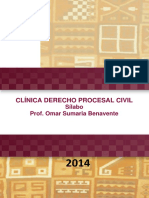 Sillabo Clinica Dpc