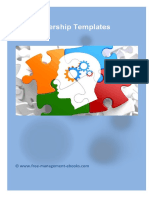 Top 7 Leadership Templates and Checklists