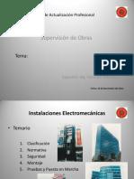 Ing. Francisco Marquez-Instalaciones Electromecanicas