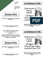 Invitaciones de Cristo