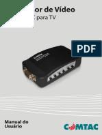 MANUAL COMTAC CONVERSOR DE VÍDEO Monitor PC para TV.pdf