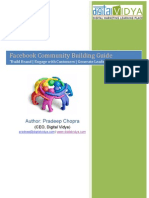 Facebook Community Building Guide