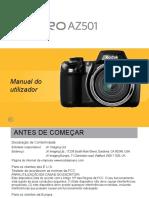Kodak Az501 Manual Pt