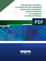 Manual Para El Diseno y Contruccion de Indicadores