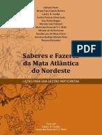 Saberes e Fazeres Da Mata Atlantica Do Nordeste