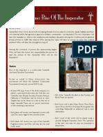 Imperator Rules