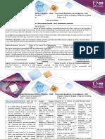CATEDRA UNAD Guía de Actividades y Rubrica de Evaluación-Fase 3 Transferencia y Aplicación