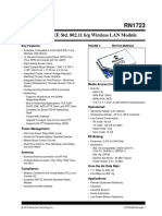 RN1723 Datasheet
