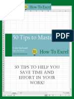 HowToExcel eBook - 50 Tips to Master Excel 2017-06-11 (1)