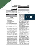 PLAN 182 Ley 29867 - Adiciona Articulos Prohibidos de Ingreso a Los Penales 2013