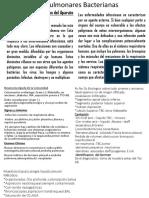 14.Infecciones Pulmonares Bacterianas