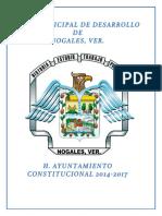 plan de desarrollo municipal de nogales veracruz