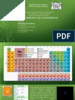 tabla periodica Química