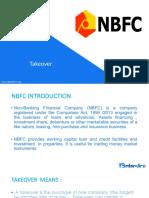 NBFC Takeover Procedure