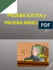 Prueba Ilícita y Prueba Indiciaria Diapositivas