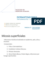 Micosis Superficial DR HERACLES.