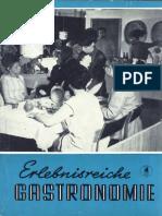 Erlebnisreiche Gastronomie (DDR 1969)