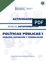 MA Politicas Publicas I