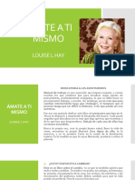 Amate a Ti Mismo - Louise l Hay