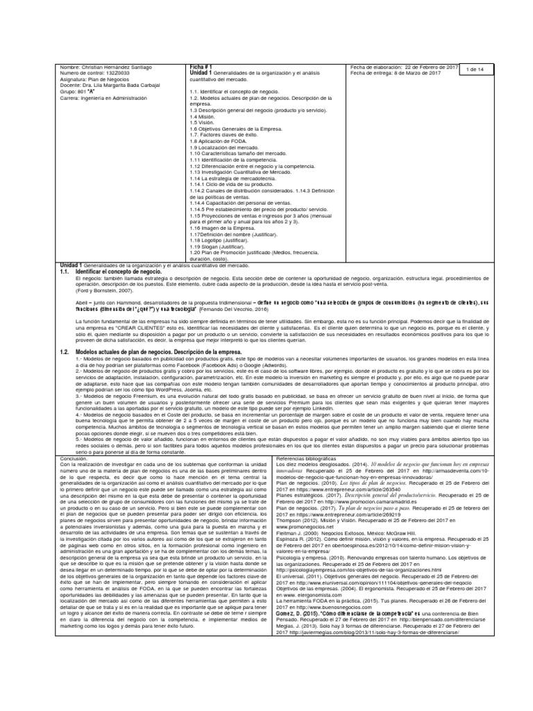 UNIDAD 1 DE PLAN DE NEGOCIOS.docx