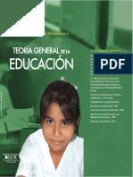Villavicencio Alvaro Teoria General de La Educacion