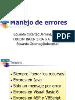 Charla Errors