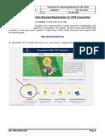 VPN Renewal Procedure