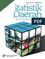 Kajian Statistik Kota Sukabumi, Analisa