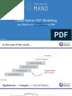 VNF Modelling
