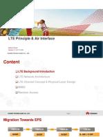 01_LTE Principle & Air Interface (for Subcon)