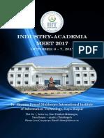 Dspm-iiitnr t&p Brochure