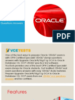 VceTests 1Z0-067 VCE