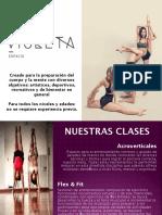 2016 Info General La Violeta