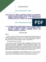 46. Cioco v. C.E Construction Corp., G.R. No. 156748, Sept. 8, 2004