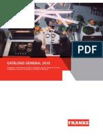 Catalogo Franke 2015