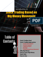Stock Trading by Big Money