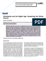 Christianity and the Digital Age