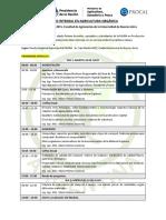 Programa Curso Integral en Ao - Fauba 2015