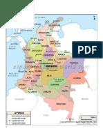 MAPA DE COLOMBIA CAPITALES Y DEPARTAMENTOS.docx