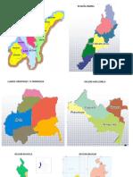 Regiones de Colombia Individuales