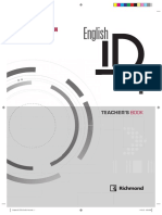 English ID 1 Teacher's Book