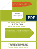 Ecologia . Ing Ambiental