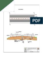Pv-seções Tipo de Pavimetação e Galeria-model